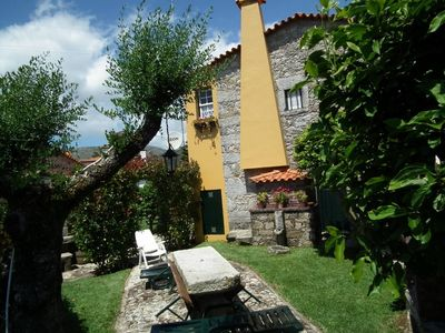 Photo for Rural, cozy house in the village with private garden near the sea