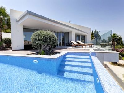 Photo for 4 bedroom Villa, sleeps 8 in Molinell with Pool, Air Con and WiFi