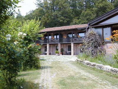 Photo for Vacation home Casa Sorgente Monastero (SVN100) in Serravalle Langhe - 4 persons, 1 bedrooms