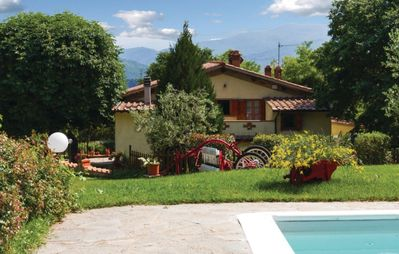 Photo for Wonderful private villa for 8 people with private pool, hot tub, TV, panoramic view and parking