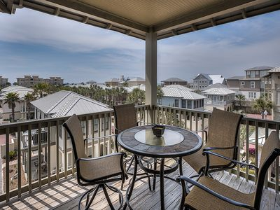 Photo for AMAZING 3 BEDROOM GULFSIDE!  FREE FITNESS/TENNIS