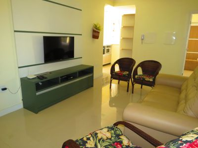 Photo for Cód 036 Praia Di Capri Residencial - well located apartment for up to 08 people