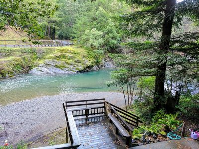 Photo for 3BR Cabin Vacation Rental in Cazadero, California