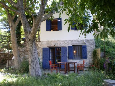 Photo for Holiday house in peaceful environment in the country | Magnisia-Pelion, Thessali