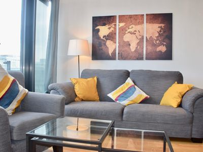 Photo for 3 Bedroom Apartment in Dublin Docklands