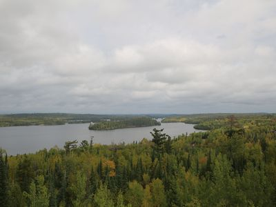 Three Bedroom Cabin 20 Miles Ne Of Ely With An Exquisite View Of The Bwcaw