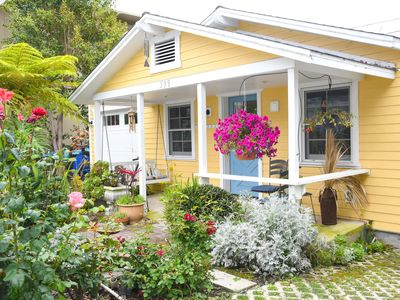 Photo for 'Sea Breeze' Cottage-blocks from beach and shopping of Laguna Beach. .