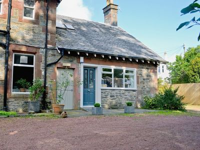 Photo for 2 bedroom property in Helensburgh. Pet friendly.
