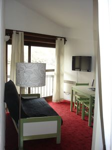 Photo for Apartment St Lary-Pla d'Adet 6/8 pers. At the foot of the slopes