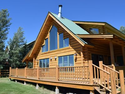 Photo for Alpenview Chalet: Majestic Views, Perfect mountain escape!