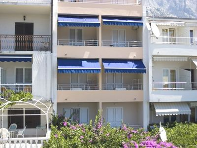 Photo for Apartments Marta, (11027), Baška Voda, Makarska riviera, Croatia