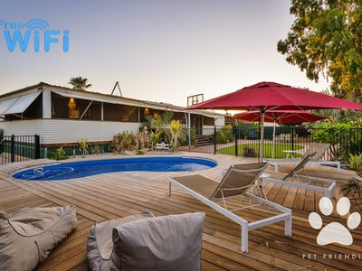 Photo for 17 Ningaloo Street - Pool and Pet Friendly