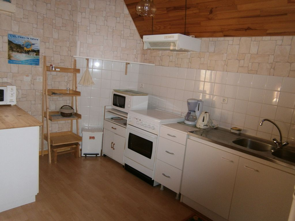 Beautiful Stone House Of The Country Surrounded By Greenery Approved Clevacances Saint Michel D