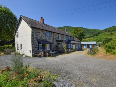 Photo for This pretty and rural one bedroom holiday cottage in mid Wales is surrounded by rolling countryside