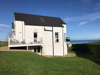 Photo for Driftwood - Luxury Beach Apartment Overlooking Golf Course and Sea