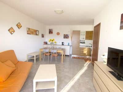 Photo for 1BR Apartment Vacation Rental in Caulonia Marina