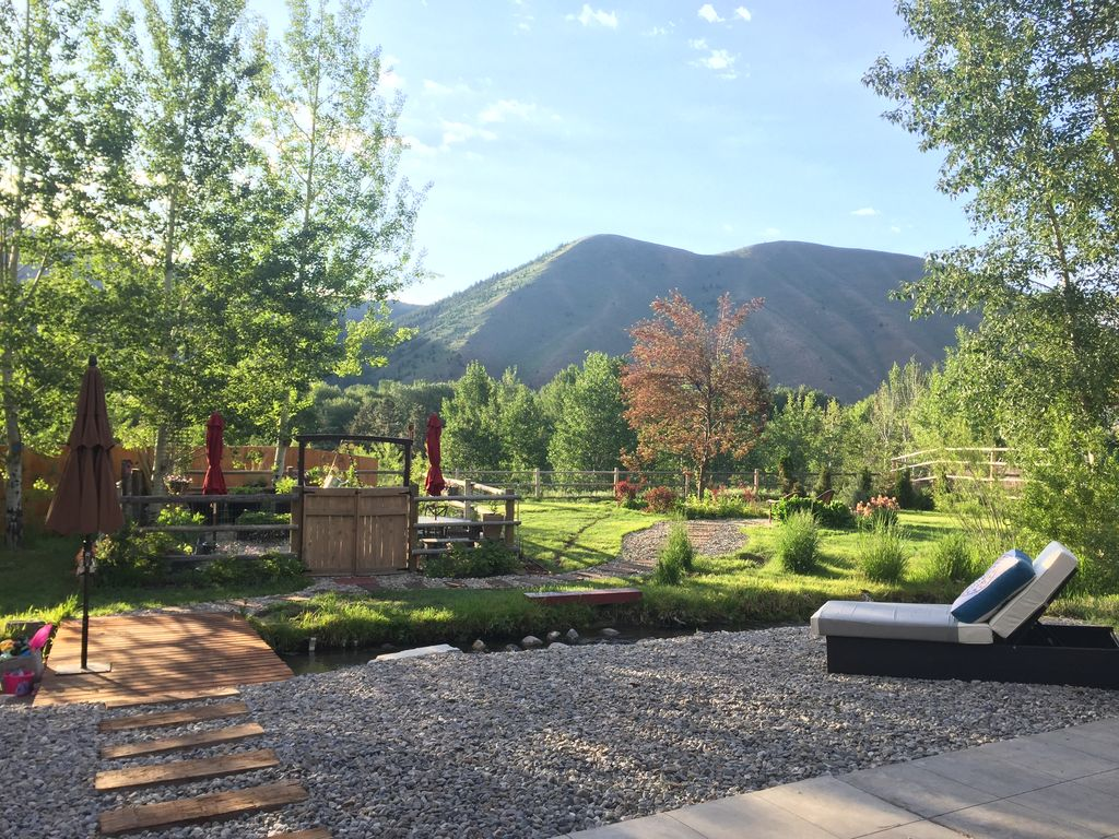 Sun Valley Retreat 3 Miles From The Heart Of Ketchum/ Sun Valley Idaho