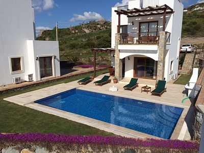 Photo for Villa With Private Pool And Panoramic Sea Views