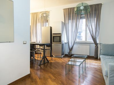 Photo for Delicious Apartment in Shopping District