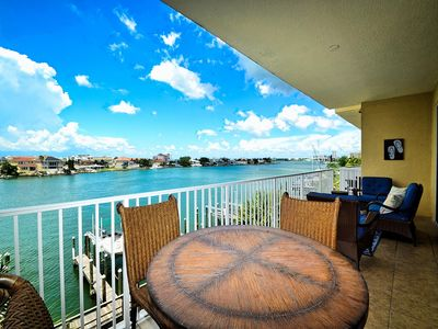 Bay Harbor 3rd Floor Condo with Stunning Water View