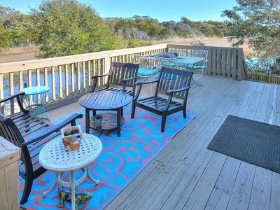Photo for Beautiful-Completely PRIVATE-Dock on Canal w/Kayaks-3 Bdrm/2 Bath Home-Sleeps 8