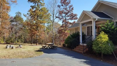 Photo for Peaceful Mountain Home. Near Downtown Asheville. Best Views. All New Everything!