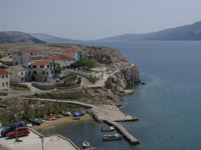 Photo for Two bedroom apartment near beach Zubovići, Pag (A-4065-b)