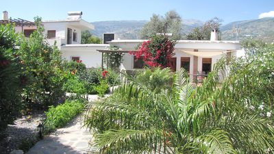 Photo for Contemporary, Spacious Villa; WiFi; Gated Private Pool. Sleeps 8. Wide Terraces