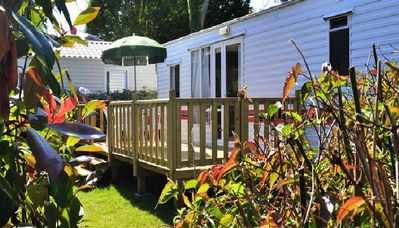 Photo for Camping Raguenès Beach **** - Mobile home 4 Rooms 6 People