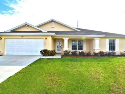 Photo for Holiday house Cape Coral for 3 - 6 persons with 3 bedrooms - Holiday house