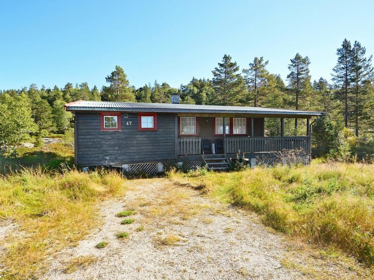 Vacation home Bortelid  in Aseral, Sørlandet - 6 persons, 2 bedrooms Photo 1
