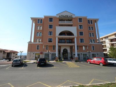 Photo for Holiday apartment Sveti Vlas for 1 - 4 persons with 1 bedroom - Penthouse holiday apartment