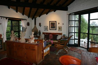 exciting mexican style living rooms | Rustic Mexican Style Country Paradise - 3a Sección San ...