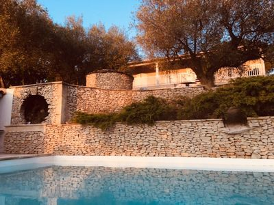 Photo for A haven of peace by the pool between Uzès, Nîmes and Avignon.