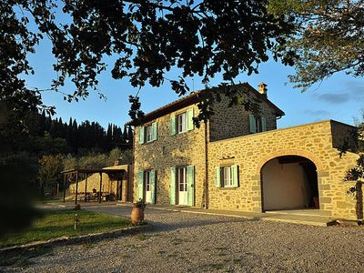 Photo for CHARMING VILLA near Cortona with Pool & Wifi. **Up to $-363 USD off - limited time** We respond 24/7