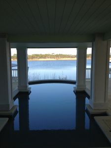 Photo for DISCOUNT 15% OFF 8/10-8/17 Just B in Grayton Beach 7B/5.5B pool, private dock