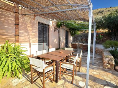 Photo for SV005 Levanzo apartment in San Vito Lo Capo with WiFi, integrated air conditioning, private terrace…