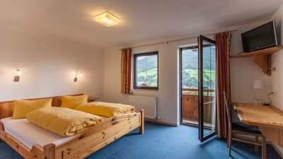 Photo for Panoramic Double Room - Gästehaus Wöll