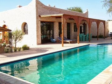 IDEAL FOR YOUR HOLIDAY !!!    VILLA WITH HOME STAFF and heated pool