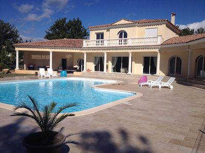Photo for SPACIOUS VILLA WITH PRIVATE SWIMMING POOL