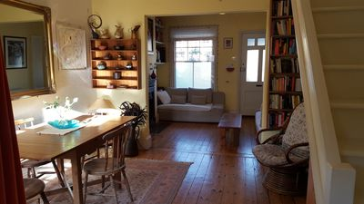 Photo for Charming SW London cottage (sleeps 4) available for longer autumn/winter lets
