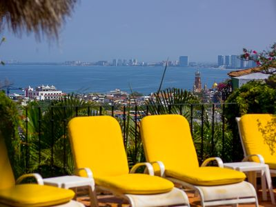 Photo for Beautiful Fully-Staffed Spanish Colonial  Puerto Vallarta  Private Home