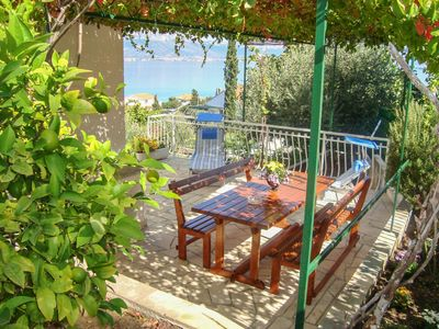 Photo for 3 bedroom apartment with Kaštela's bay and Split city view