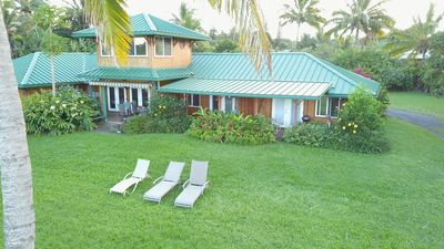 Photo for Experience A Little Slice Of Heaven At Bamboo Heaven Maui Bed & Breakfast