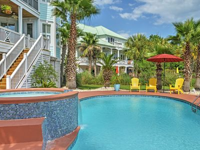 Photo for 4BR Murrells Inlet House w/Private Pool & Spa!