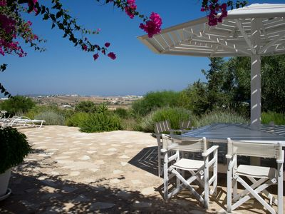 Photo for 3BR Villa Vacation Rental in Naoussa
