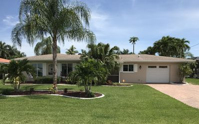 Photo for SW Florida -Cape Coral PelicanBeautiful Canal home with Direct Gulf Access