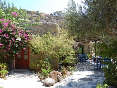 Photo for Lovely Stone House in South East Crete