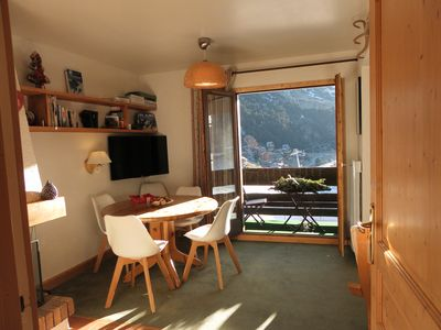 Photo for Apartment at the foot of the slopes—45 sq.m for 5 people—Méribel Label