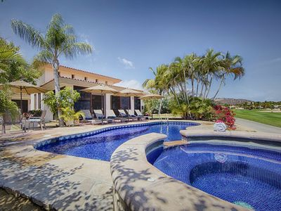 Photo for Beautiful Golf Course And Ocean View Home In The Exclusive Palmilla Neighborhood